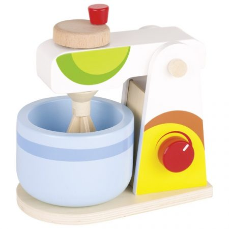 Mixer, Holzspielzeug