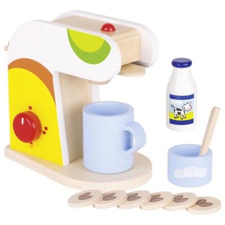 Kaffeemaschine, Holzspielzeug