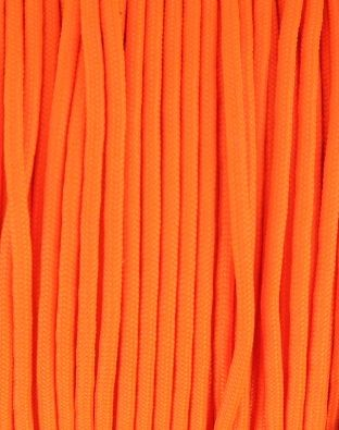BRIGHT ORANGE  (Paracord 350 Standard)