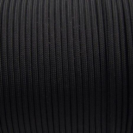 BLACK  (Paracord 350 Standard)