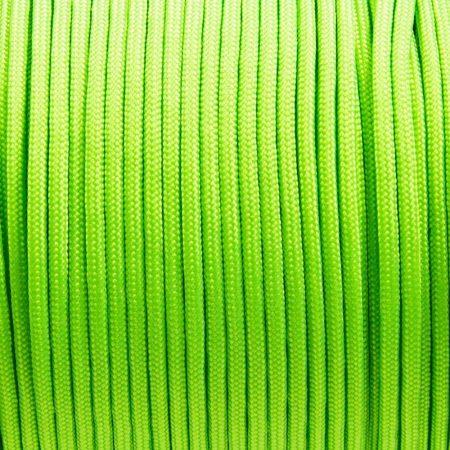 FLUOR GREEN  (Paracord 350 Standard)