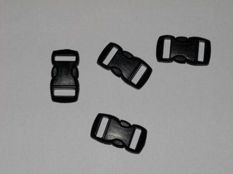 Schnellverschluss - 10 mm - schwarz