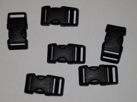 Schnellverschluss - 15 mm - schwarz