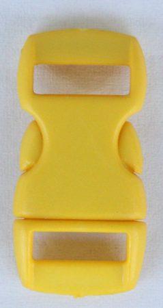 Schnellverschluss - 10 mm - Gelb