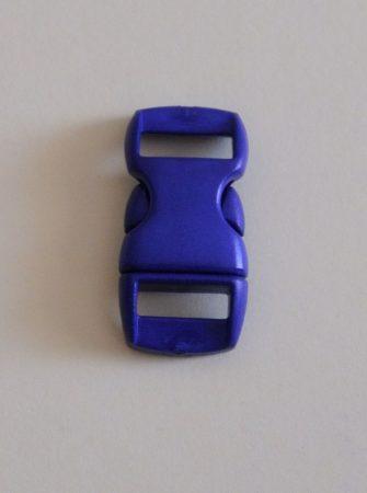Schnellverschluss - 10 mm - Blau
