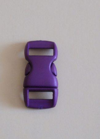 Schnellverschluss - 10 mm - Lila