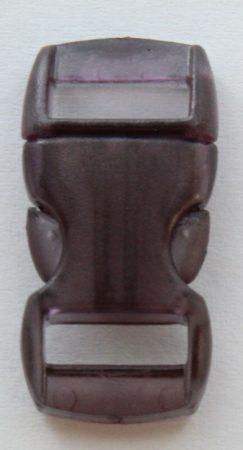 """Schnellverschluss - 10 mm - """"Jelly Colored"""" - Schwarz"""